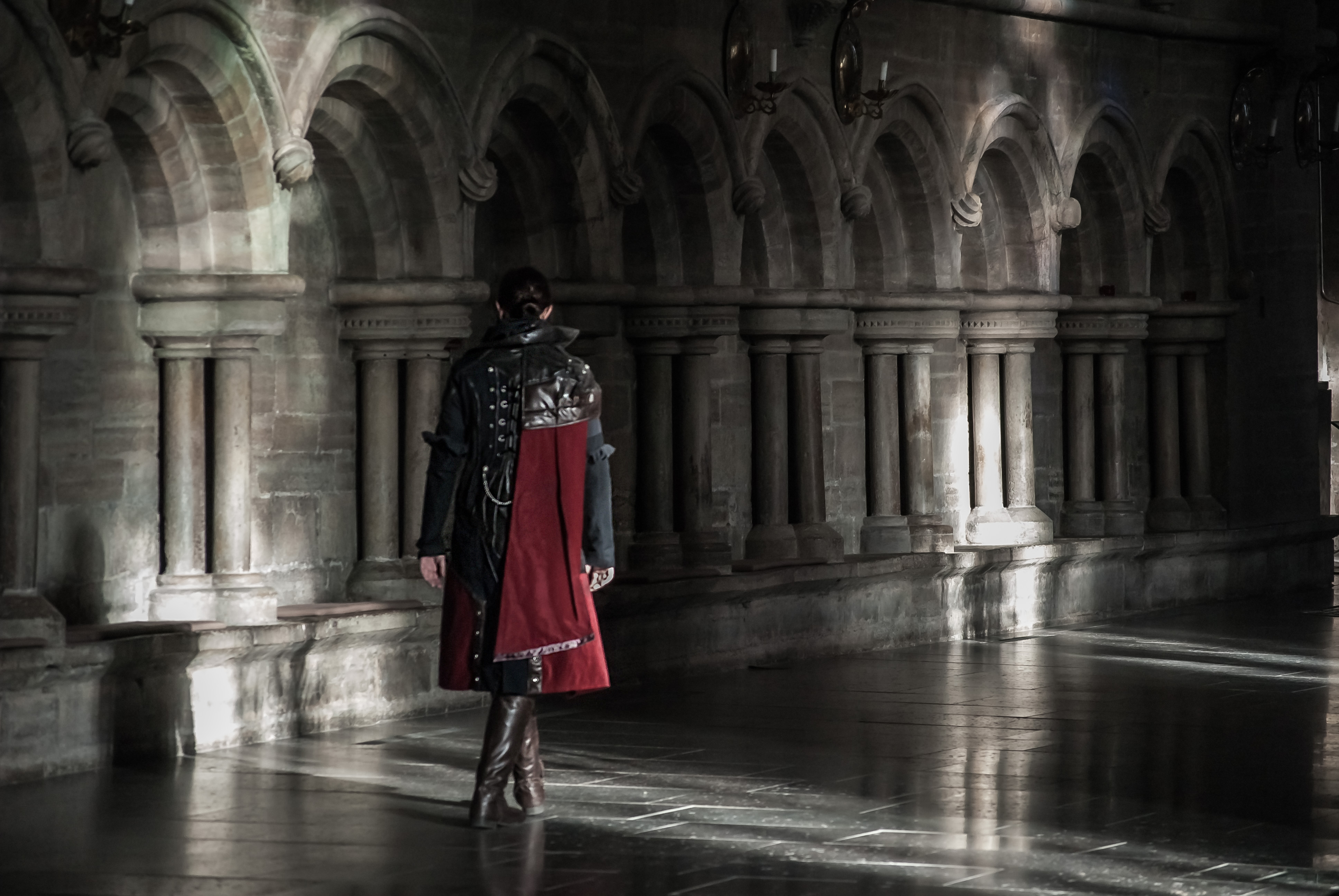 Evie frye cosplay by ronaanah on deviantart - Evie wallpaper ...