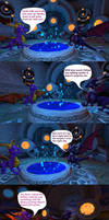 Spyro X Cynder: A Midnight Reminiscence SFM Comic
