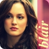 gossip girl icon 1 of 3: blair by weasley-x