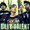 band icons: billy talent by weasley-x