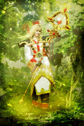 WoW Priest T1 by pendorabox