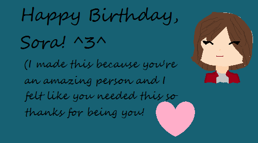 Happy birthday! by femonkey22