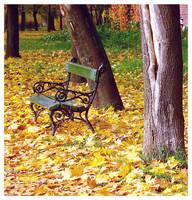 I miss autumn by Alabastra