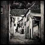 Alley by Alabastra