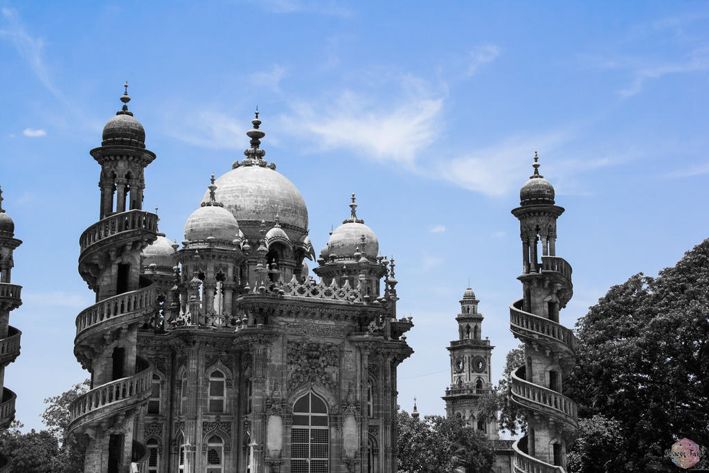Mahabat ka Maqbara, Junagadh, Gujarat, India  by yogeshtank