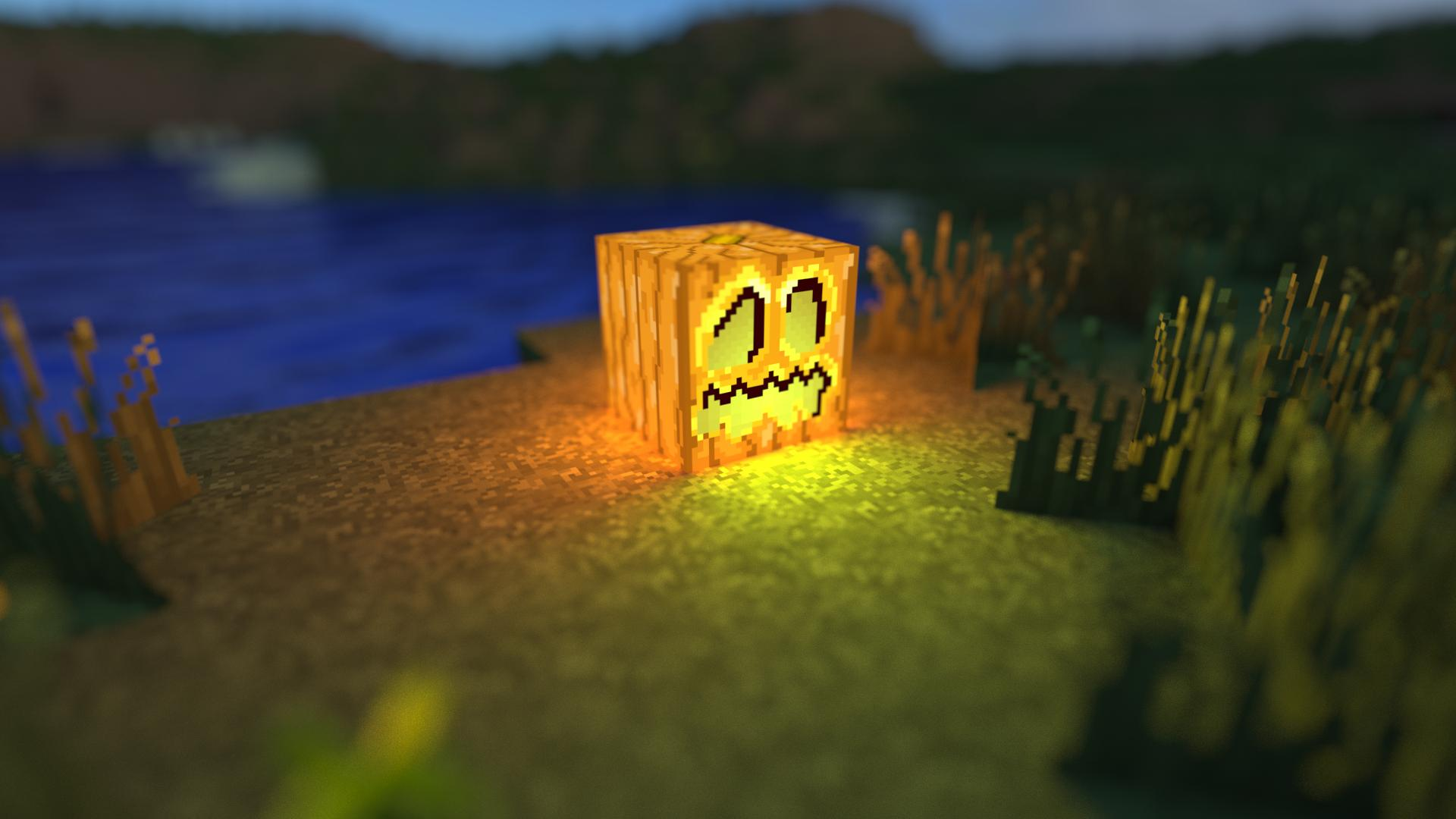 pumpkin minecraft by carlostown on deviantart