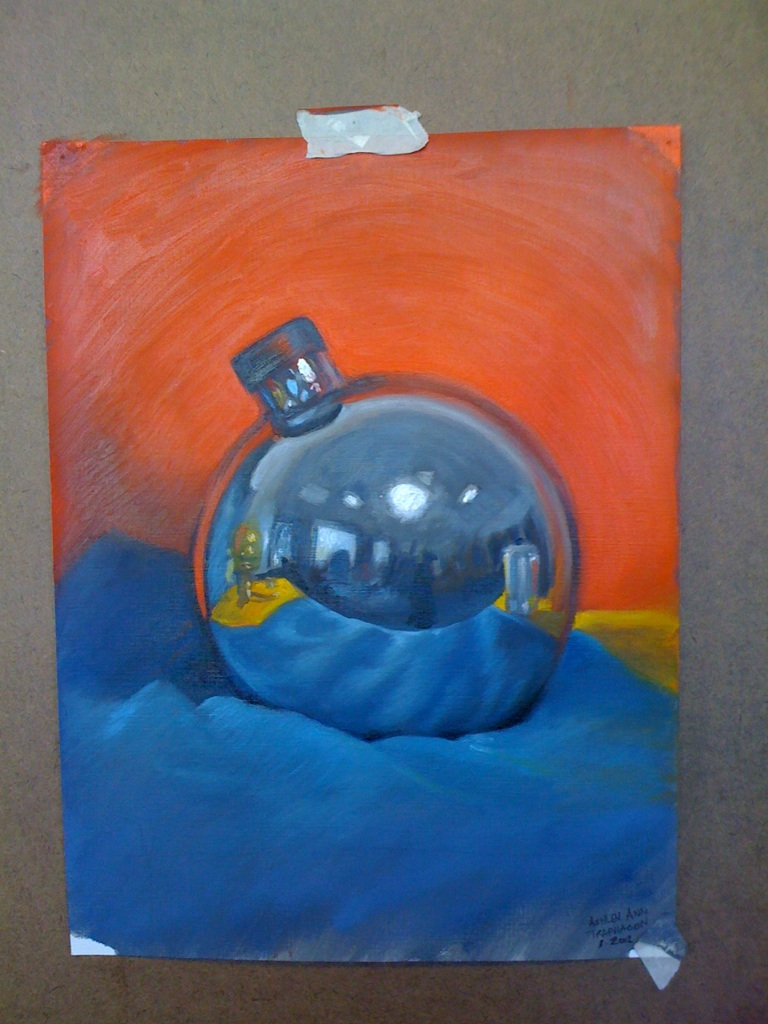 primary color painting by noxii on deviantart