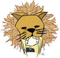 Luna Lion Hat by tafkase7en