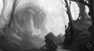 Forest Creature - SpeedPaint