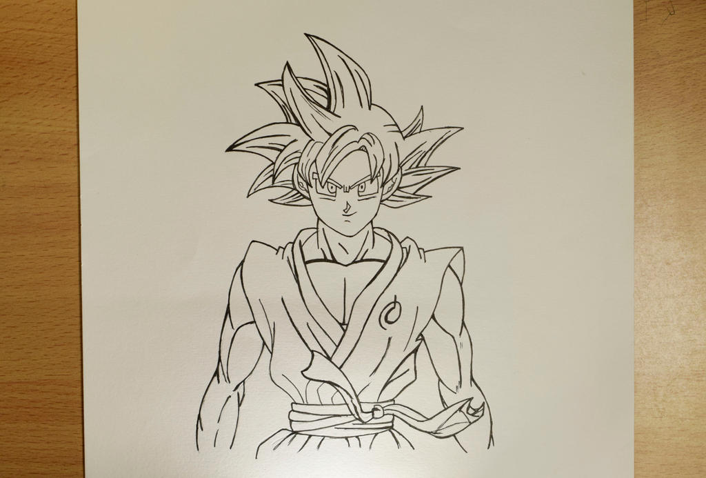 Goku Drawing Goku Ssj2 Drawing At Votedev2 Tvbfun Tvb