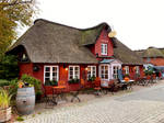 Amrum 2020, Pictures of Frisian Houses and .. (01)