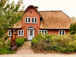 Amrum 2020, Pictures of Frisian Houses and .. (07)