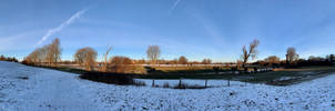 Rhine Meadows, after Highwater, Snow .n Frost (7)