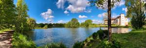 Panoramic View - Country House Milser .n Lake