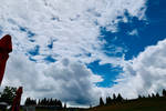 Feldberg 2021, Clouds over the Mountain (4)