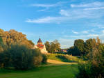 Autumn Pictures, Wittlaer on a September evening 6