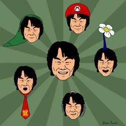 Shigeru Miyamoto 2