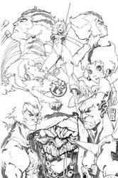 Thundercats Powaaaa by CREONfr