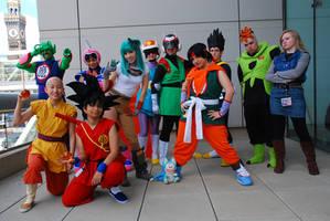 Impromptu gathering by IchigoKitty