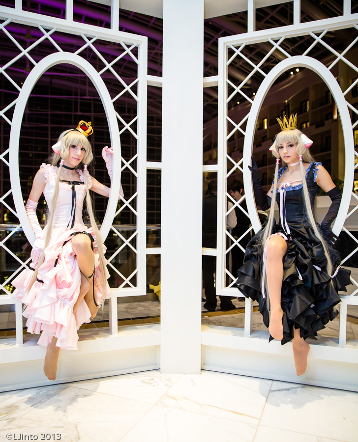 Sisters by IchigoKitty