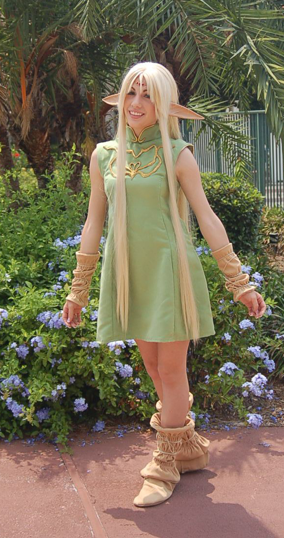 Deedlit- dress only by IchigoKitty