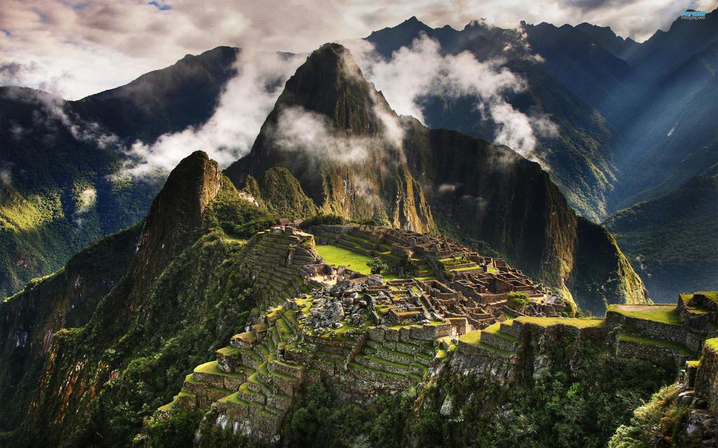 Machu Picchu - Peru Tours - South America Tourism by satoim