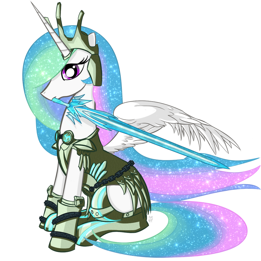 Monster Hunter Celestia by lKittyTaill