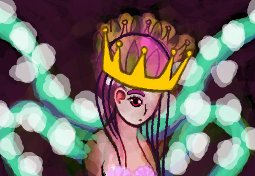 Princess Viness WIP by SelLillianna