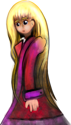 Serra Sprite by SelLillianna