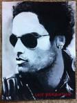 Lenny Kravitz Love revolution