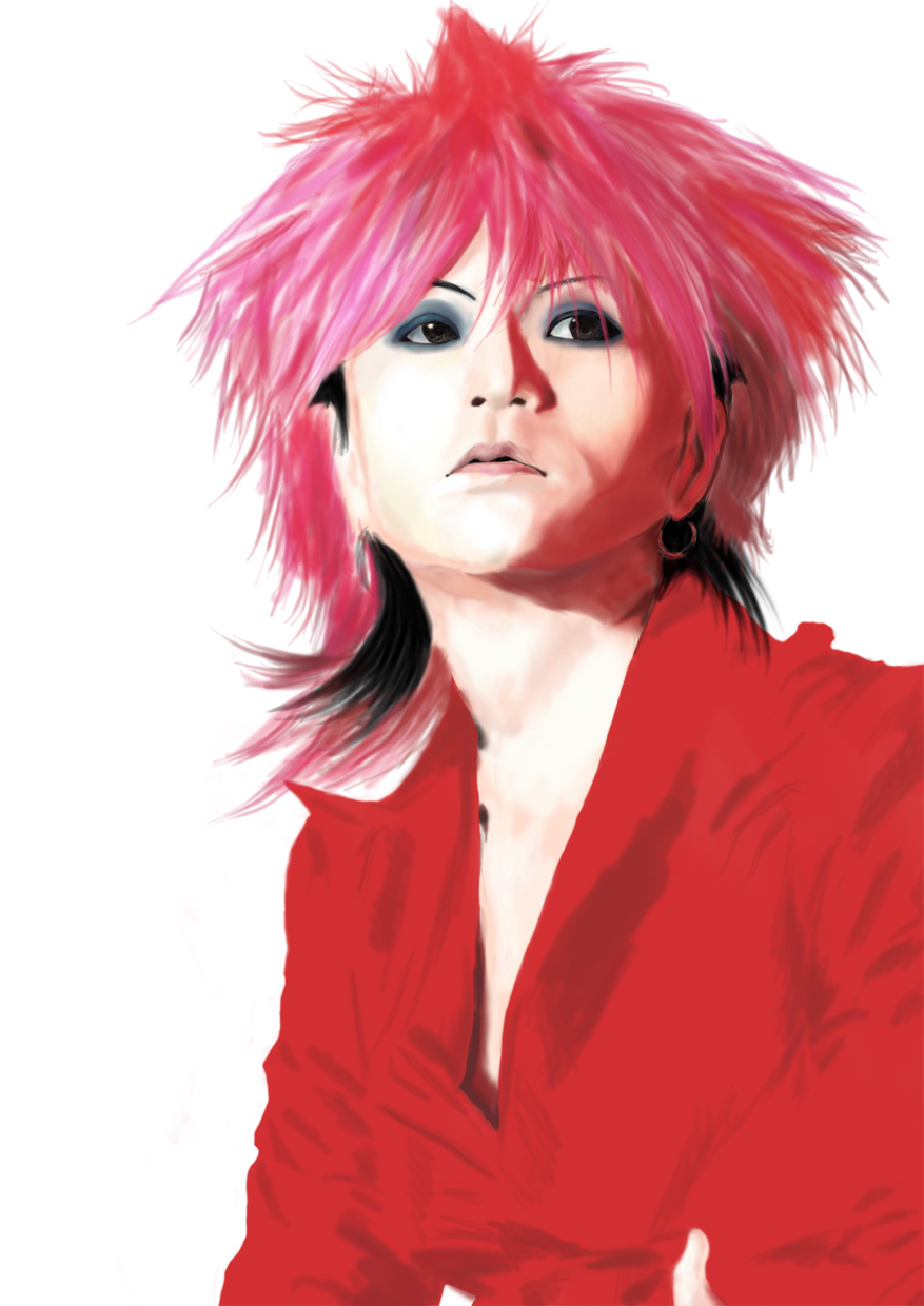 Hide X Japan Wip By Ken Ichi On Deviantart # Hide & Seek Muebles