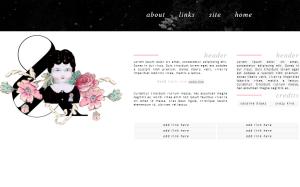 design 02 ft. weird lady by cocainebluesnet