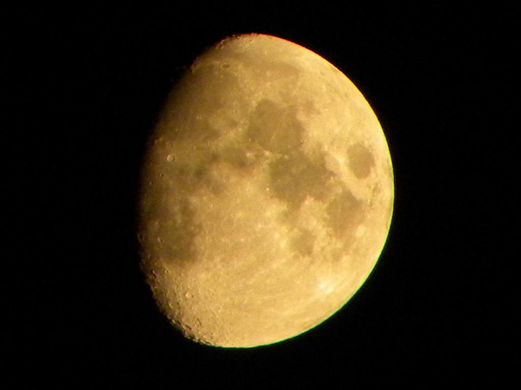 Tonight's Moon by JennHolton