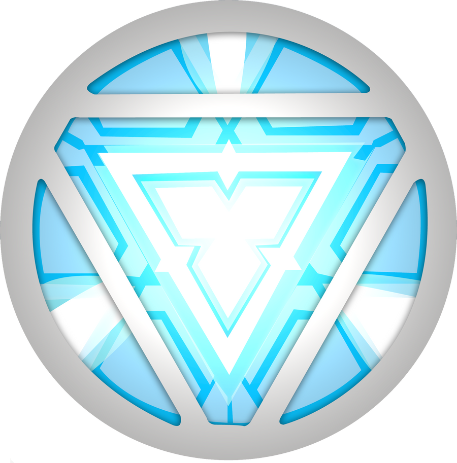 Iron Man by JennHolton on DeviantArt Iron Man 3 Arc Reactor Logo