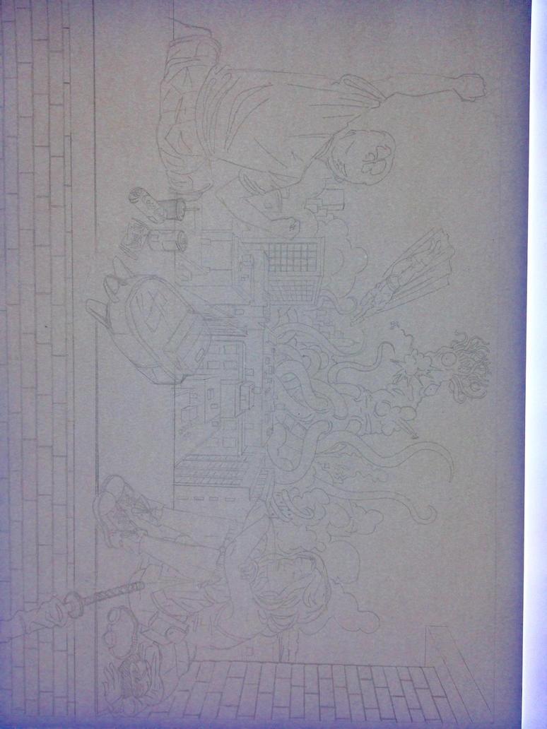Random stuff- Work in Progress by D34THM3T4L