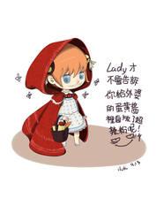 Little Red Riding Hood by iiluk