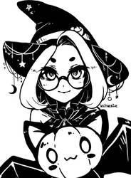 Bewitching Janna by Keitherine