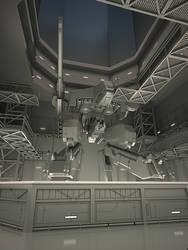 Metal Gear Soild - Shadow Moss by Kirby1001