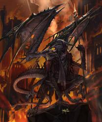 The Lost Dragonmen