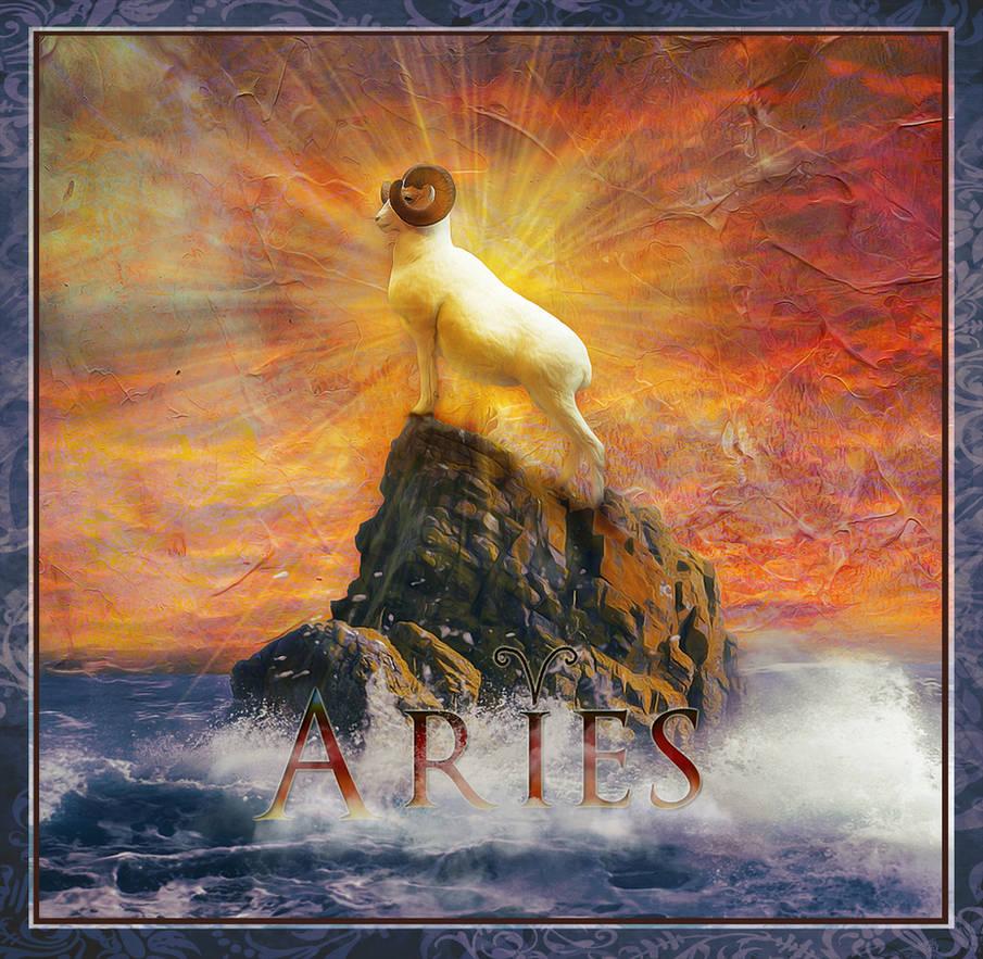 Aries by magic-ban