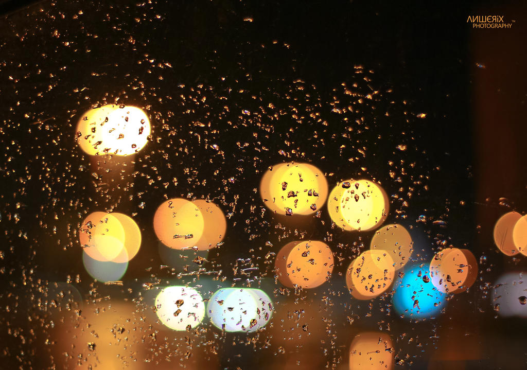 Rain lights by Anwer-21
