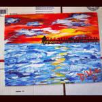 Huntington Beach Abstract