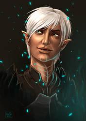 Dragon Age 2: Fenris