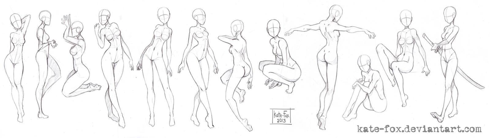 Pose study6