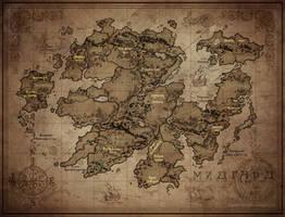 Map of Midgard 5.0