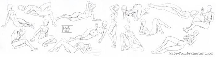 Pose study9