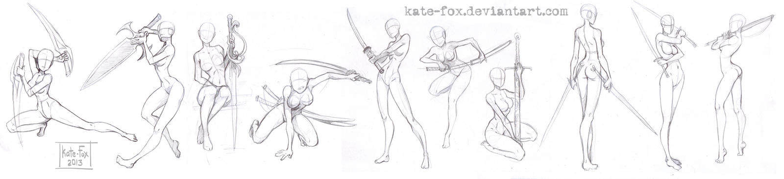 DeviantArt: More Collections Like Hands study 3 by Kate-FoX