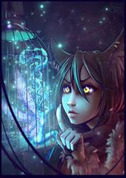 Little fairy by Kate-FoX