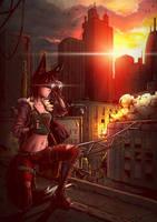 Dead City by Kate-FoX