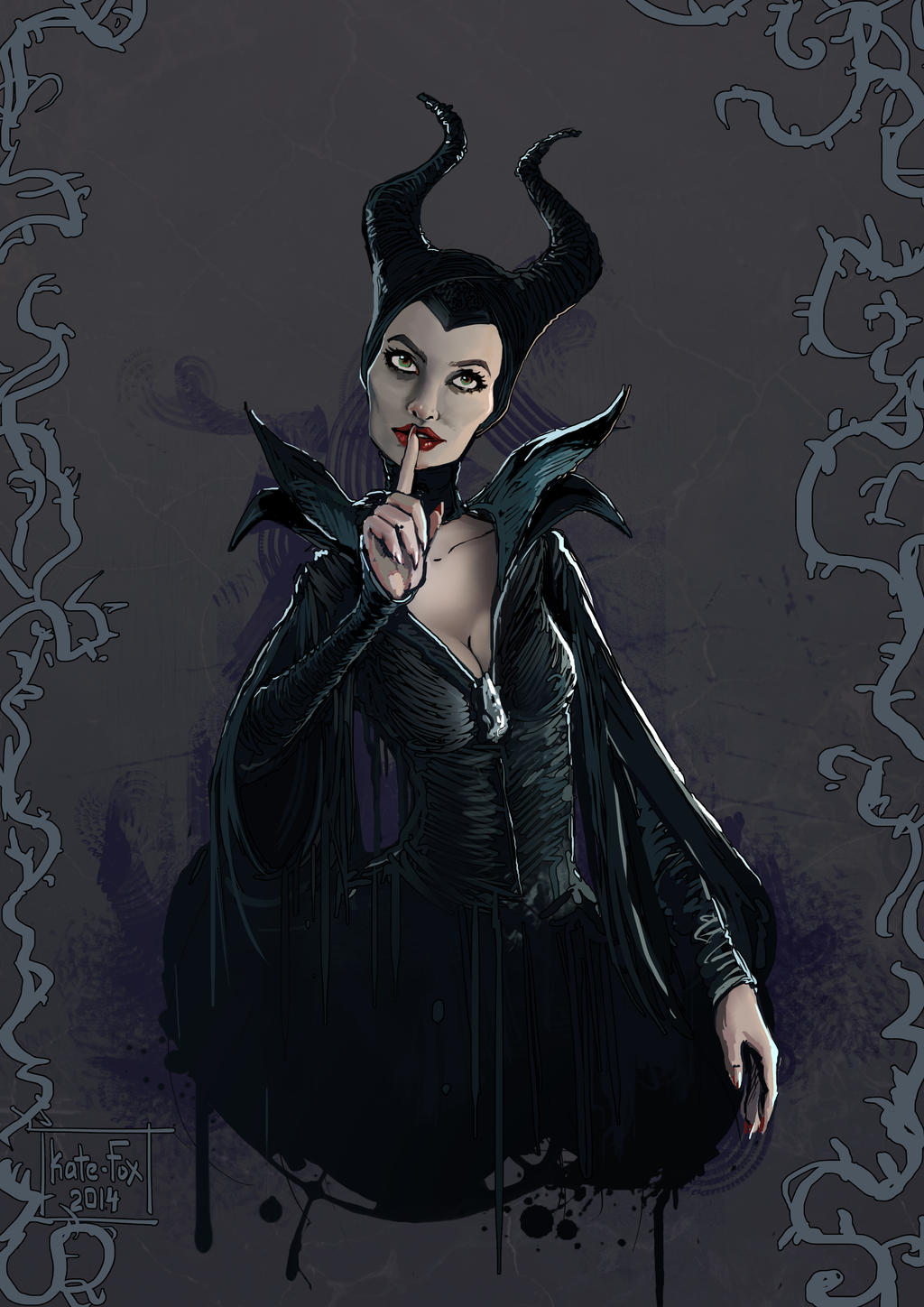 Maleficent Artwork Images Reverse Search